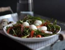 Salata od prepeličjih jaja